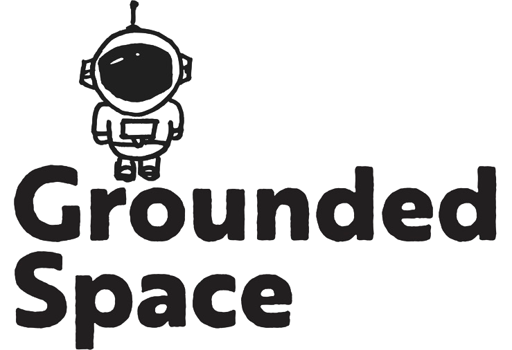 Grounded-space-logo